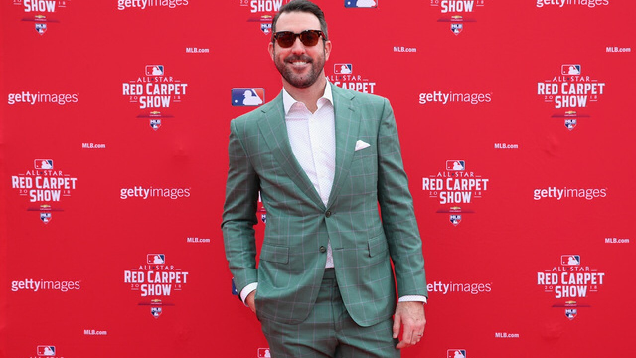 "Beverly Hills Hotel ""charges"" Justin Verlander $1M for World Series"