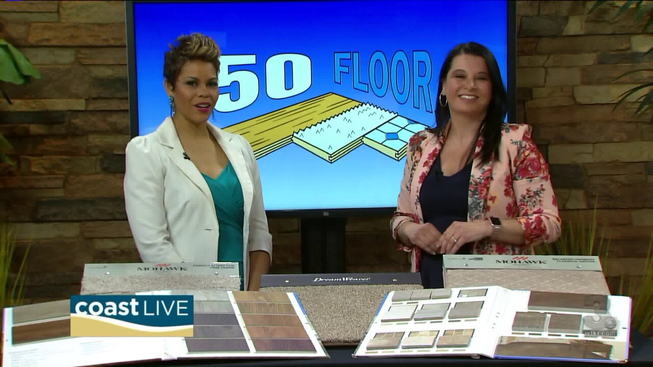 A design style pop quiz and deals on new floors on Coast Live