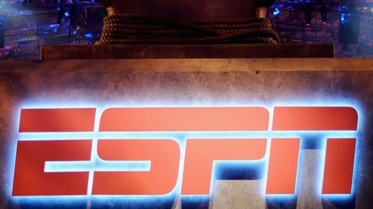 'SportsCenter' anchors among those expected to be axed by ESPN, per reports