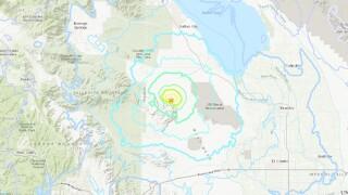 Ocotillo Wells earthquake Nov. 29, 2018