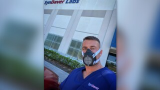 Tampa company begins making respirators to help with Florida shortage