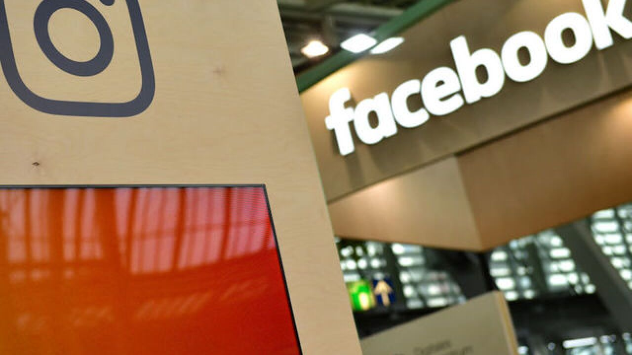 Facebook, Instagram down: Social media sites stopped working