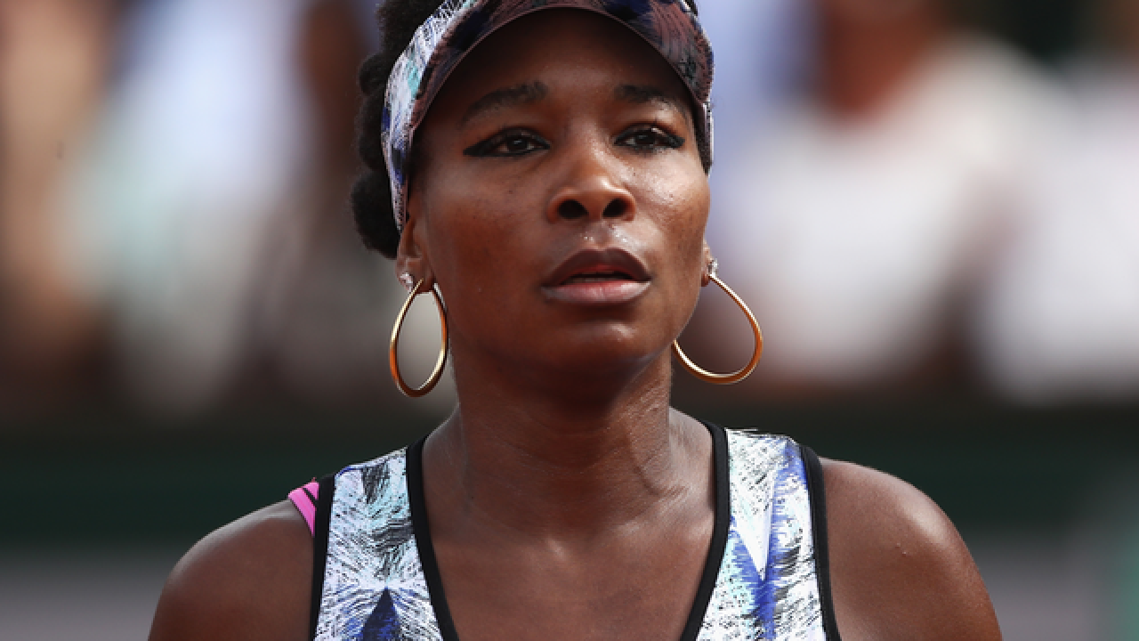 Venus Williams looking forward to being an aunt