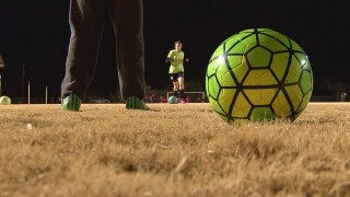 Dreams of Fields--More soccer fields needed