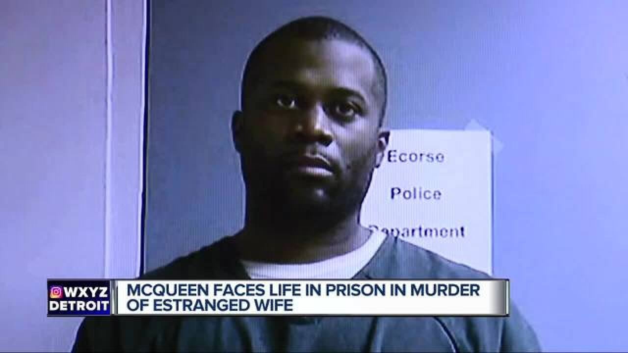 Detroit man charged in death of estranged wife whose remains where found in Ecorse