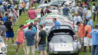 PHOTOS: Exotic rides come to Ault Park for Concours d'Elegance