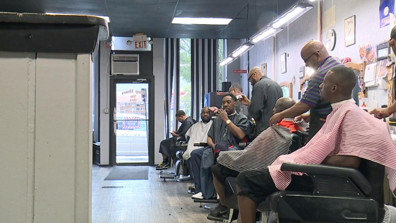 Browns Buzz barber shop talk