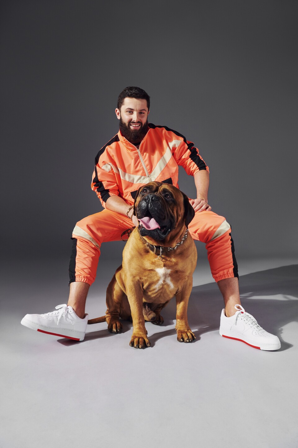 Baker Mayfield, Portraits