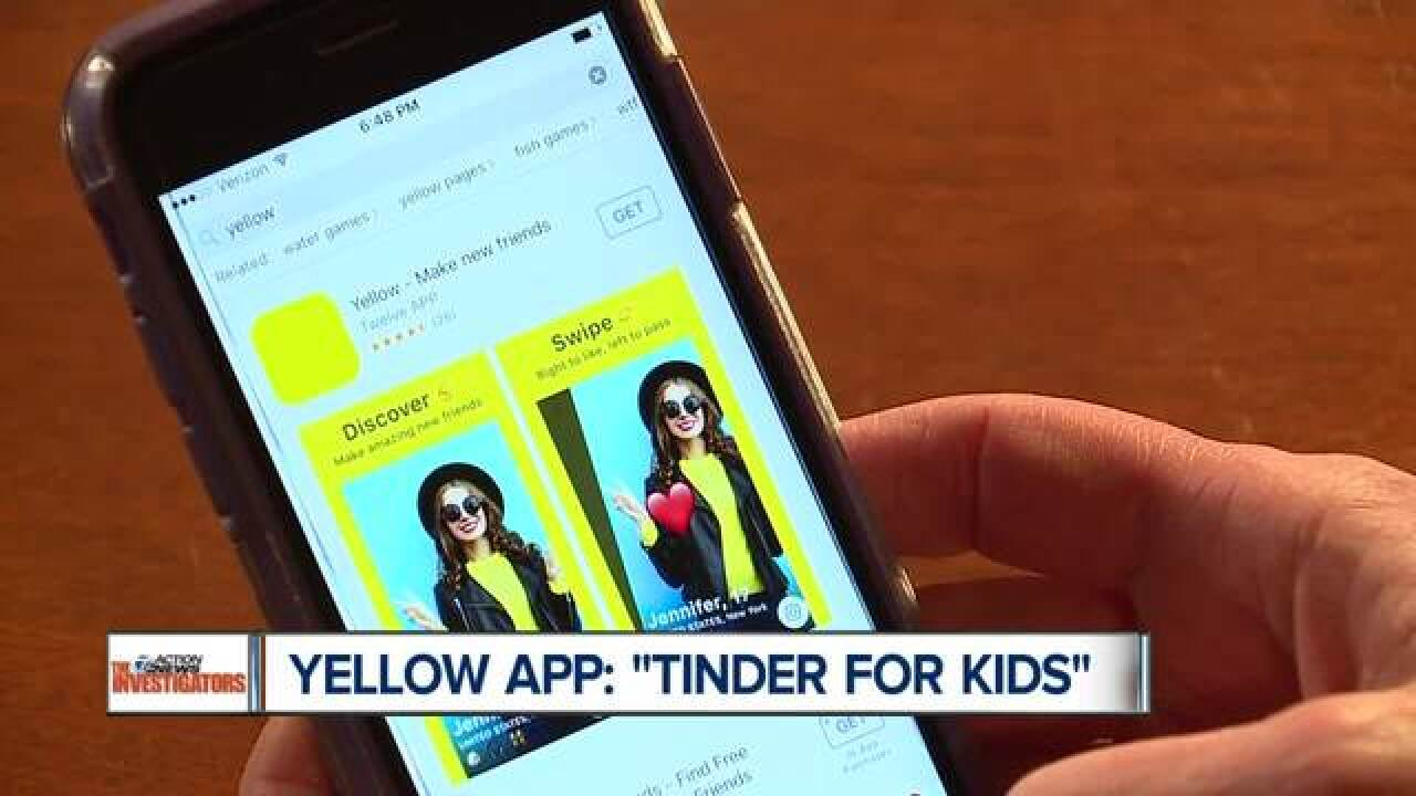 FBI warns about danger of app named Yellow