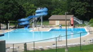 Washington park pool