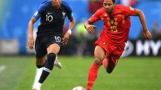 France beat Belgium's 'golden generation' to reach World Cup final