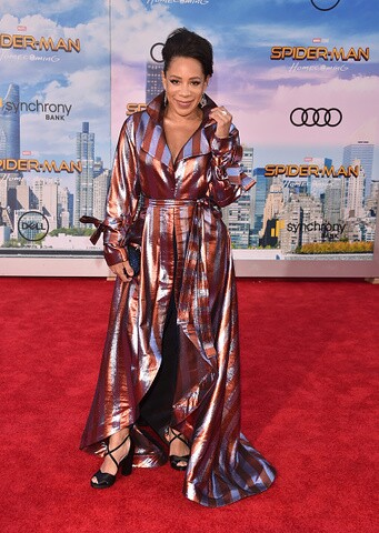 Premiere of' 'Spider-Man: Homecoming' at Chinese Theatre