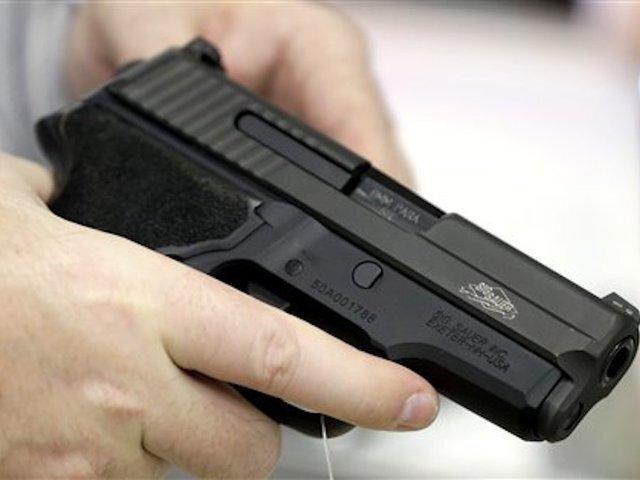 Teen adjusts gun in sweatpants, shoots self
