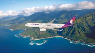 Hawaiian Airlines Airbus A330