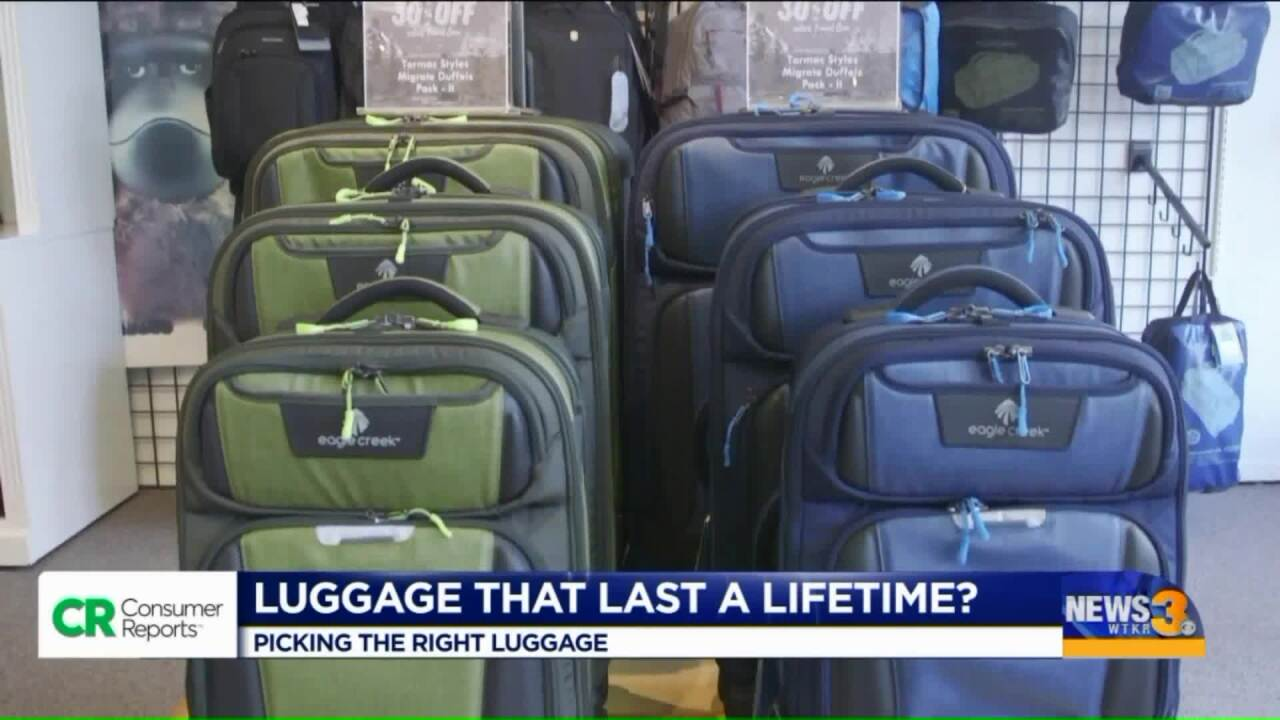 Luggage that lasts a lifetime