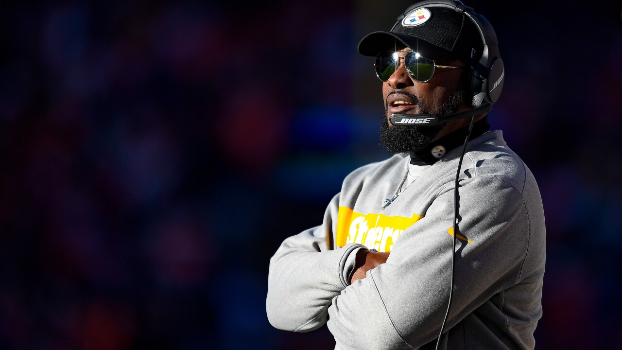 'Skins scoop: Hampton native Mike Tomlin, longtime Steelers head coach, addresses Redskins rumor