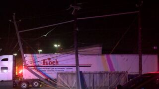 truck snags power lines.JPG