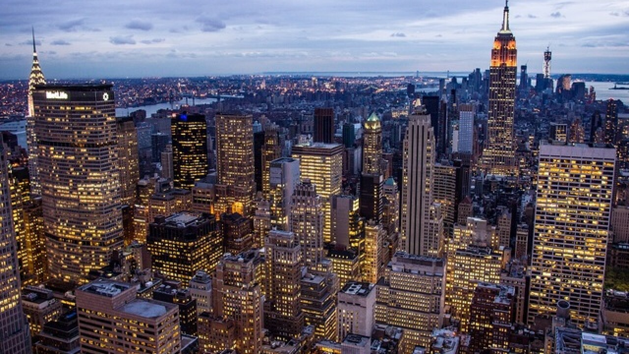 New York City has safest year on record