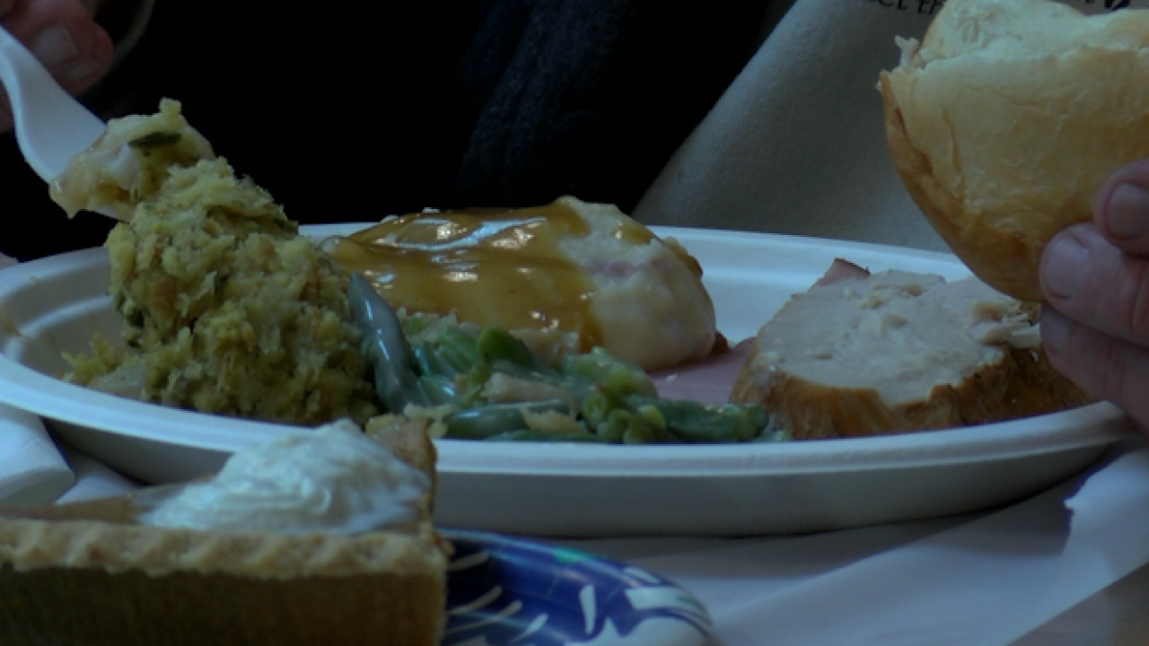 Sykes Diner in Kalispell offers free Thanksgiving meals to local residents