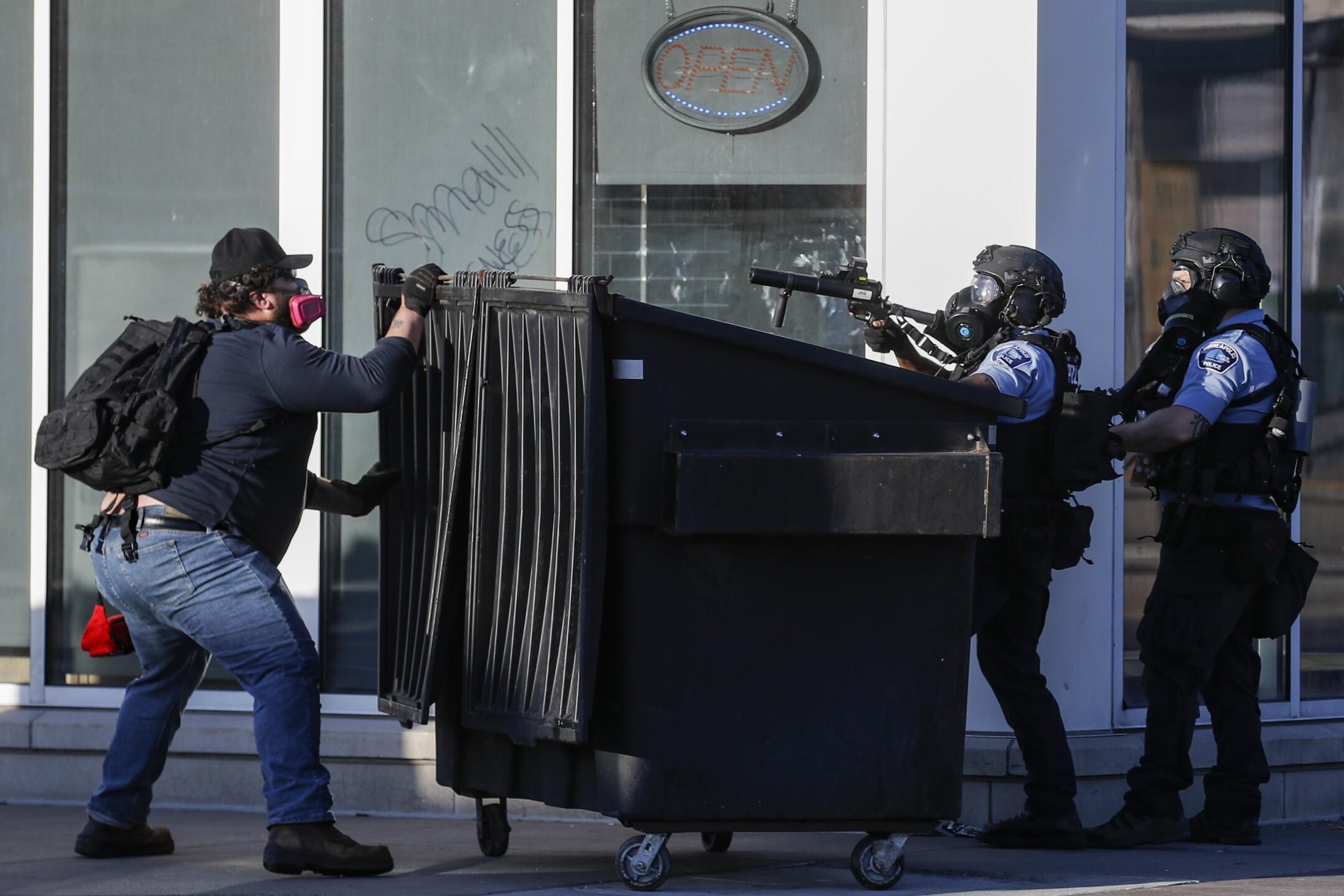 APTOPIX Minneapolis Police Death