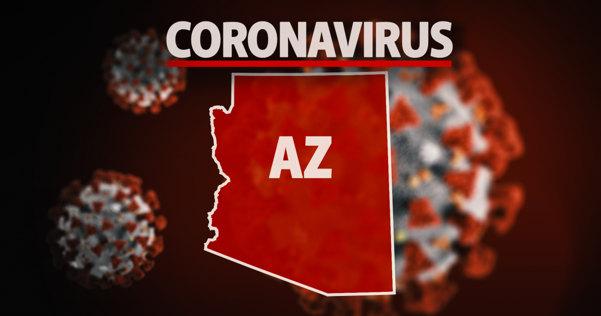 Arizona reports over 100 virus deaths amid signs of slowing