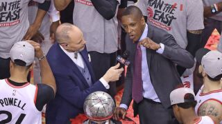 Report: Raptors GM involved in scuffle with police following team's NBA Finals win