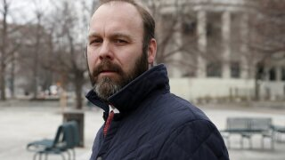 Ex-Trump campaign official Rick Gates faces sentencing