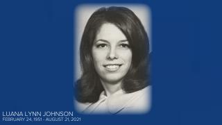 Luana Lynn Johnson February 24, 1951 ~ August 21, 2021