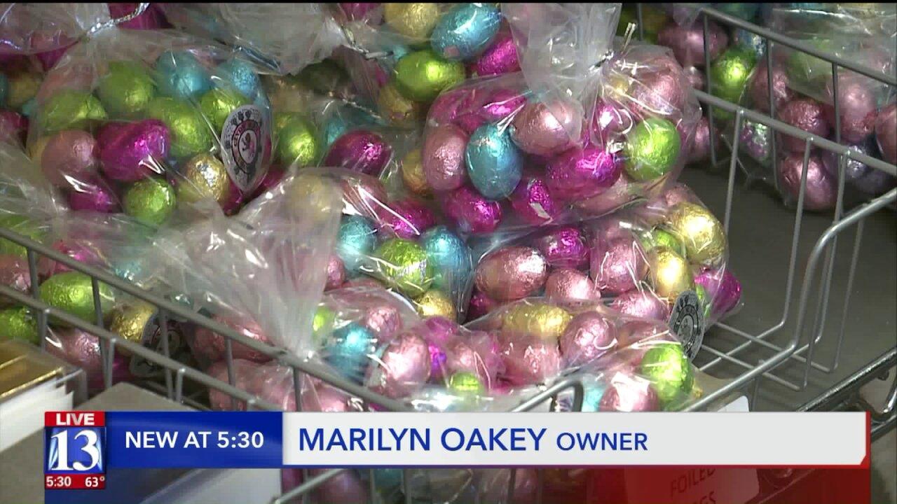 Water main breaks affect Millcreek chocolatier during Easterrush