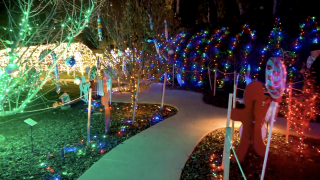 Noah Homes Annual Enchanted Village