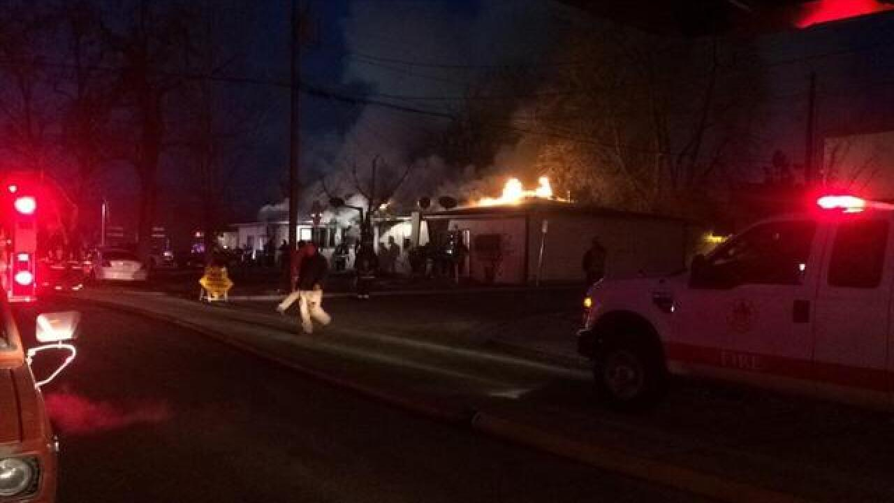 UPDATE: Boise fire caused by hot frying oil