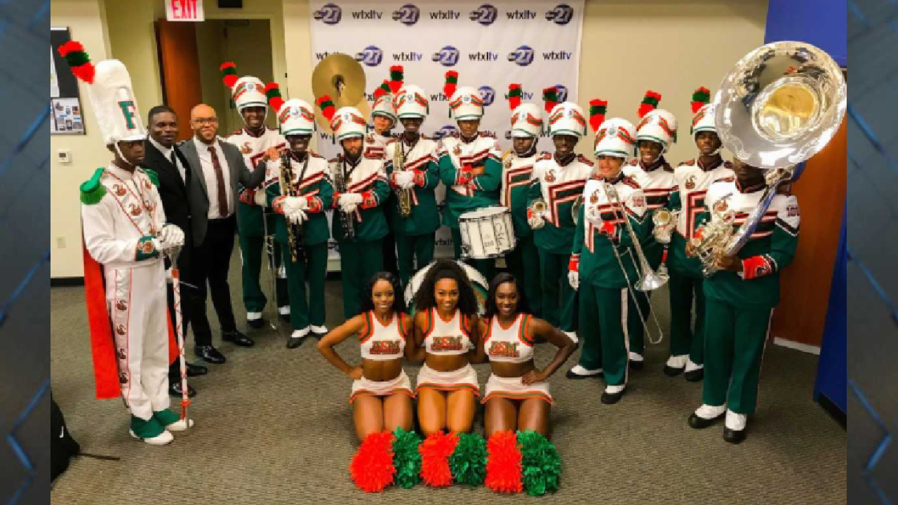 SECOND CUP: FAMU promotes 2018 Homecoming, 2019 Rose Bowl Parade appearance