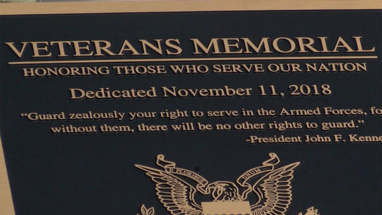 Greenacres holds their first Veterans Day celebration