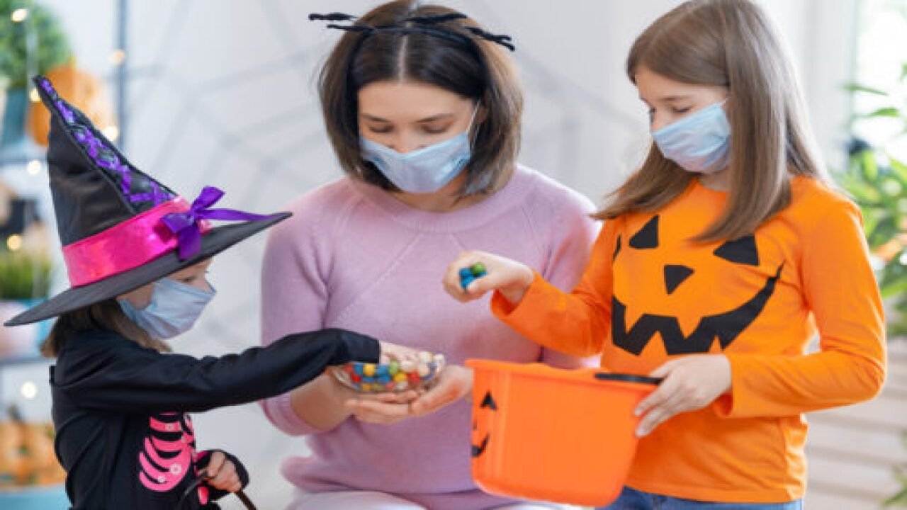 How To Make Trick-or-treating Safer This Year