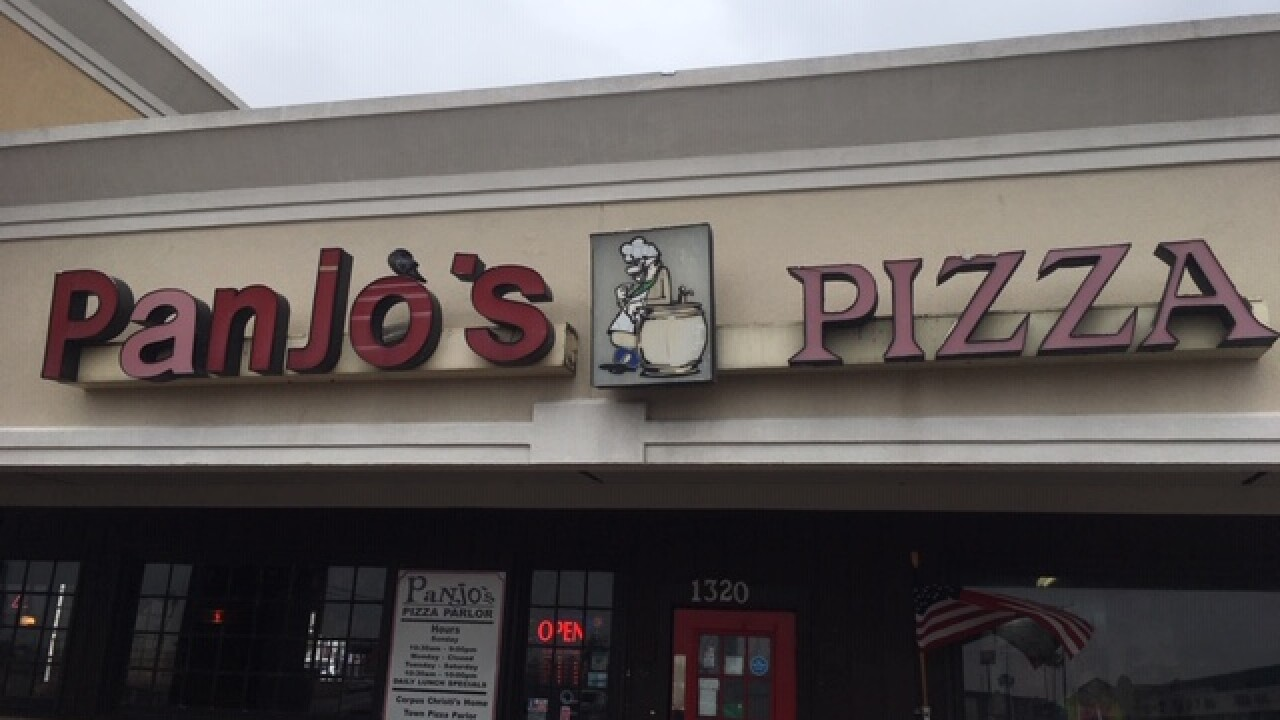 Panjo's Pizza has been serving Coastal Benders for 56 years