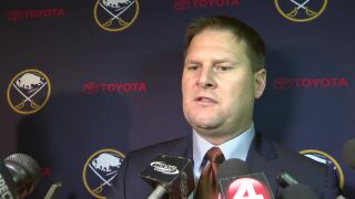 Sabres GM says team is looking to add a forward