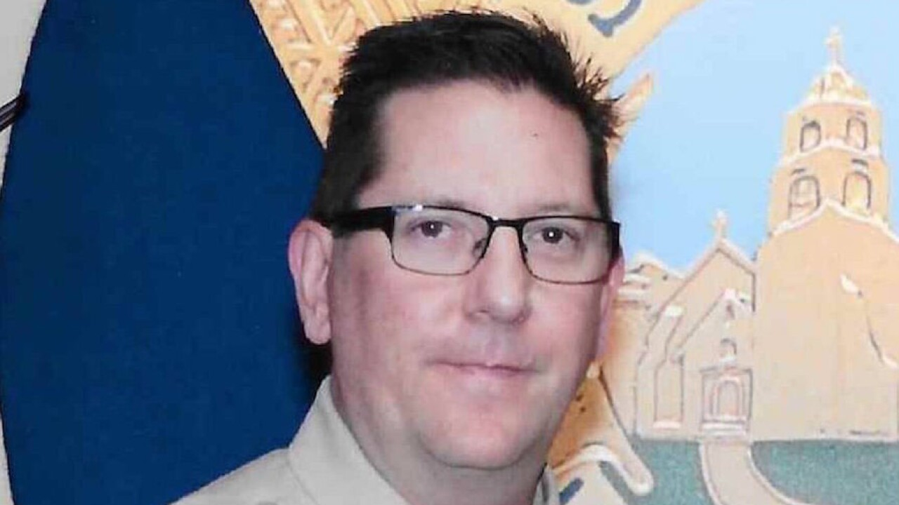 Ventura County Sheriff Sergeant Ron Helus