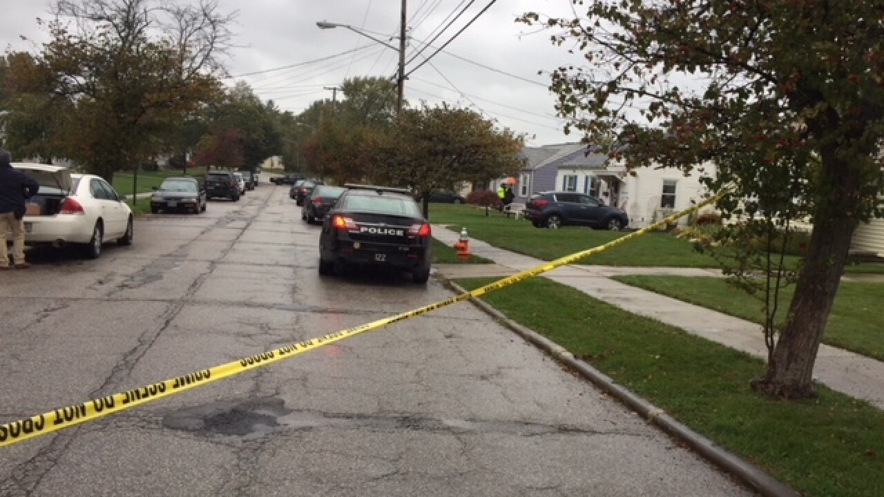 Woman found dead, ex arrested after standoff
