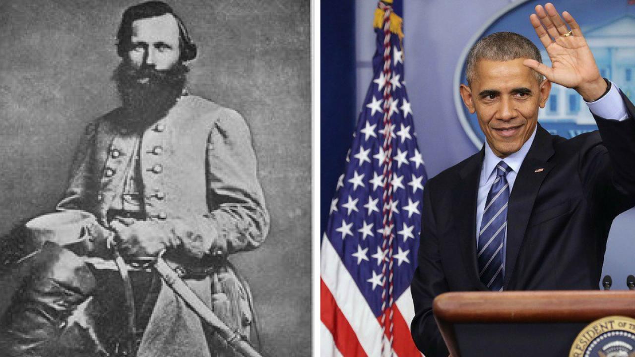 School honoring Confederate general renamed Barack ObamaElementary