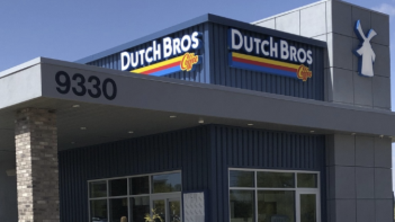 New Dutch Bros location opening Friday on eastside on