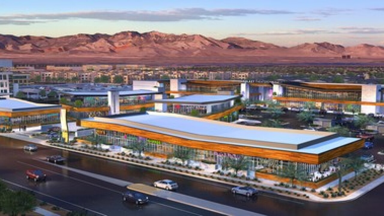 Movie theater, brewery among tenants of new southwest Las Vegas shopping plaza
