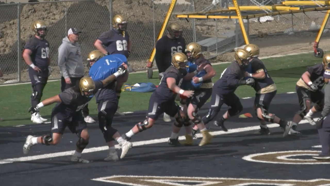 Montana State Bobcats 'excited to play meaningful football' again