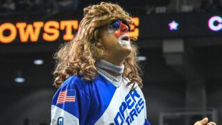Photos: Flint Rasmussen, PBR entertain Kansas City crowds
