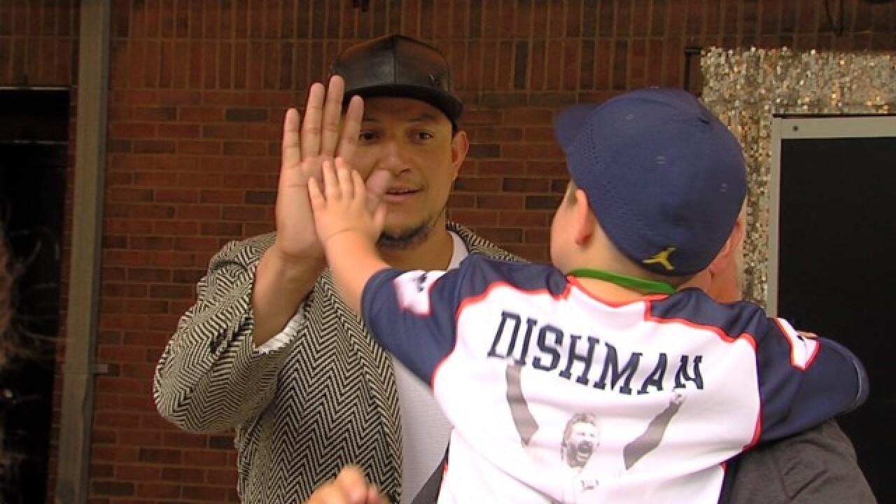 Miguel Cabrera returns to Detroit, admits injury rehab process has been tough