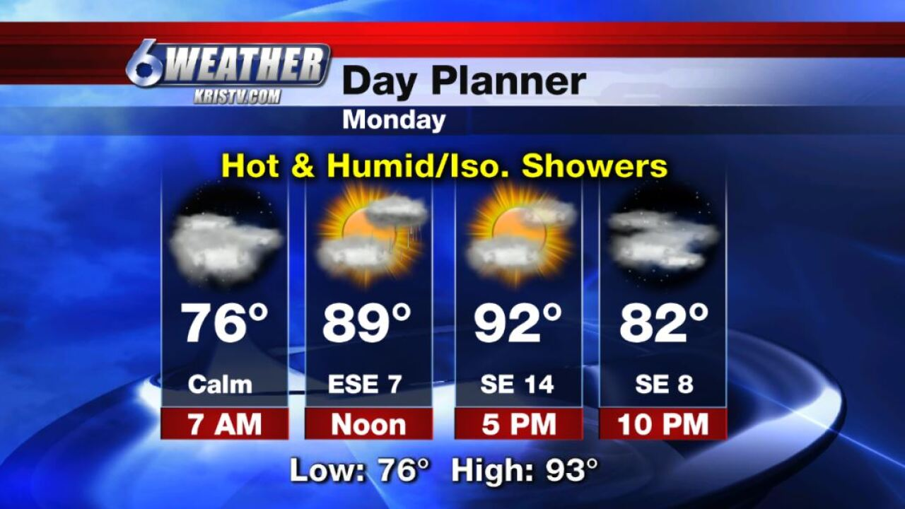 6WEATHER Day Planner for Monday 9-23-19.JPG