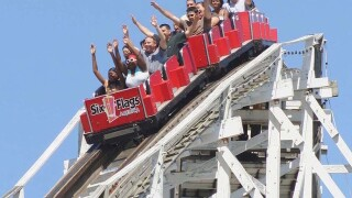 Six Flags park in Maryland reopens after bomb threat