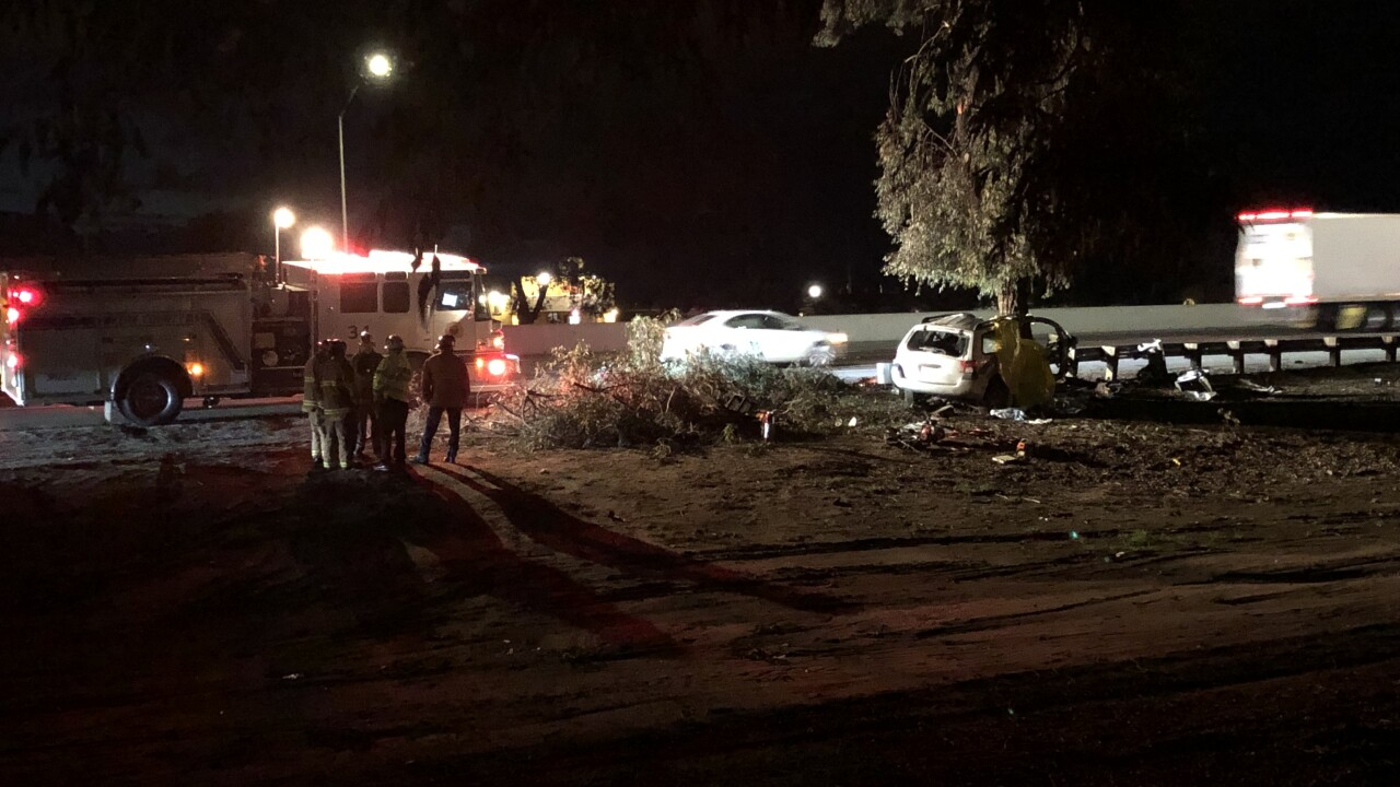 Family identifies the five people killed in Highway 99 crash