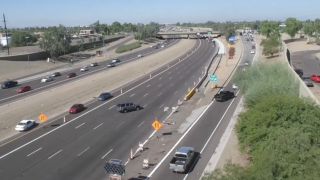 Cameras catch dangerous driving in I-10 work zone