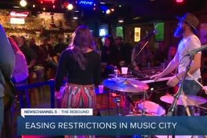 Starting Monday, Nashville bars and restaurants can increase capacity, stay open until 1 a.m.