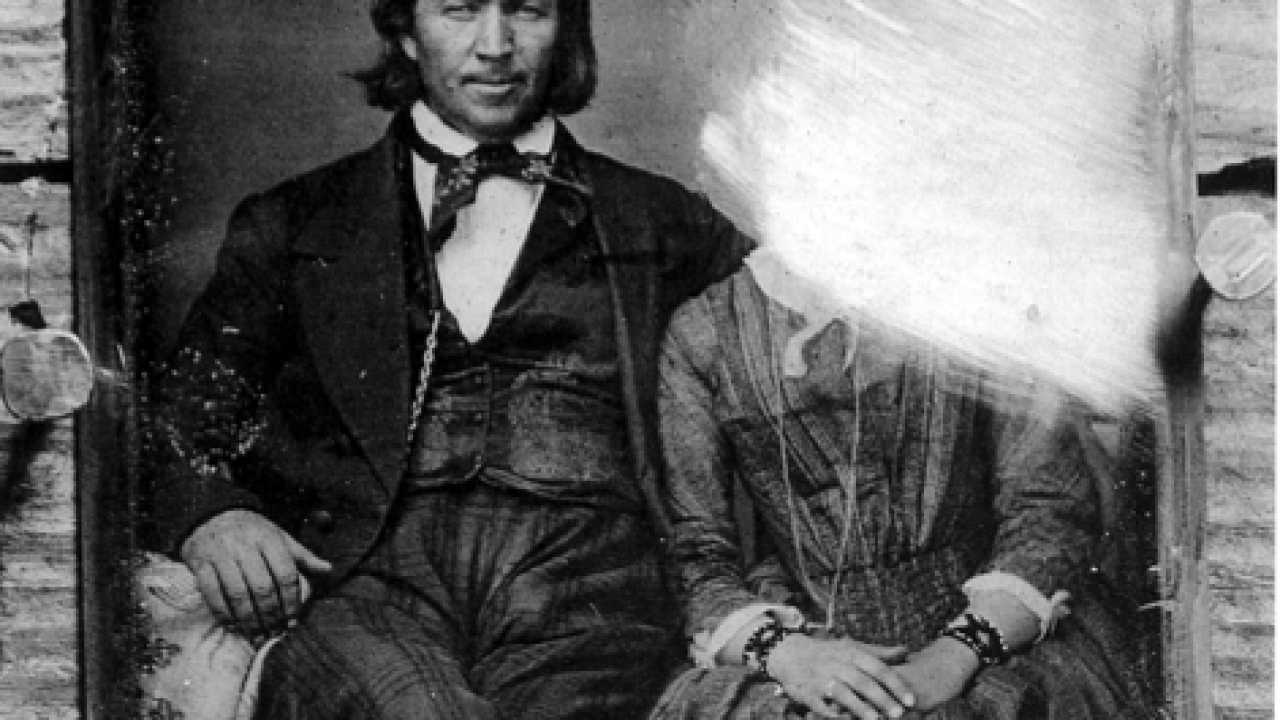 EXCLUSIVE: Brigham Young's secret wife?